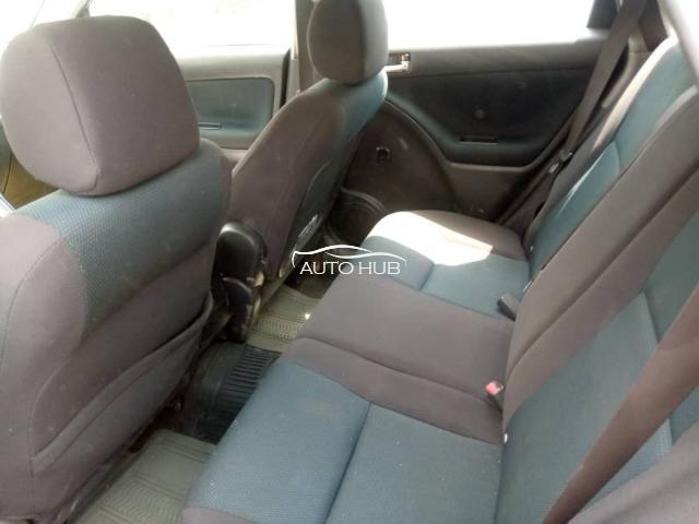 2005 Toyota Matrix Blue