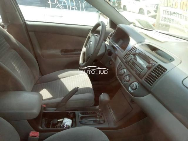 2006 Toyota Camry Silver