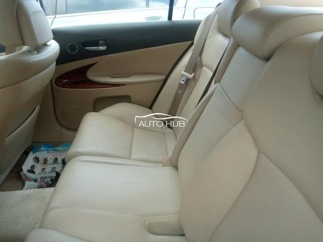 2008 Lexus GS350 White