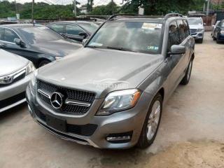 2014 Mercedes-Benz GLK-350 Grey