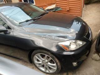 2006 Lexus IS250 Black