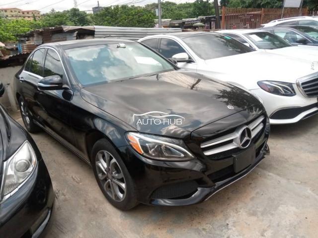 2015 Mercedes-Benz C300 Black
