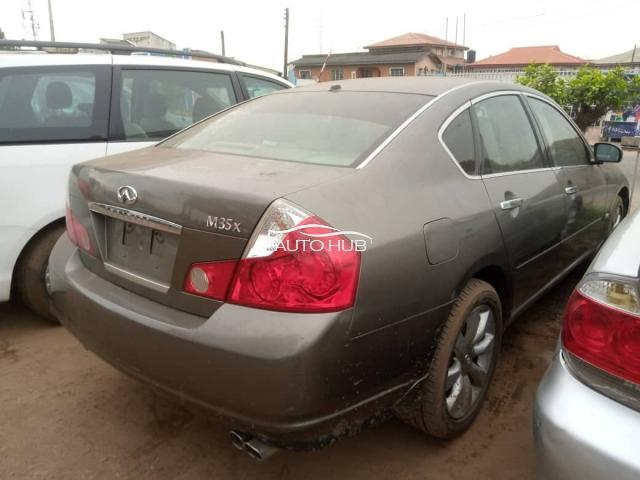 2009 Infiniti M35X Grey