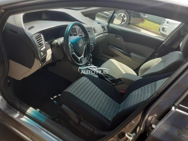 2015 Honda Civic Grey