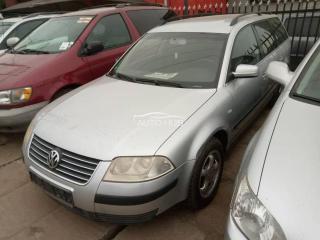 2004 Volkswagen Passat Silver