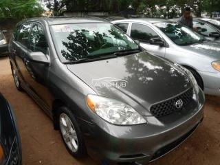 2004 Toyota Matrix Grey