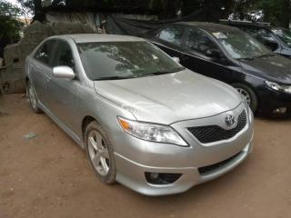 2011 Toyota Camry Sport Silver