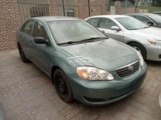 2006 Toyota Corolla Green
