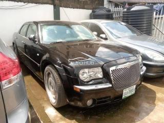 2008 Chrysler 300 Black