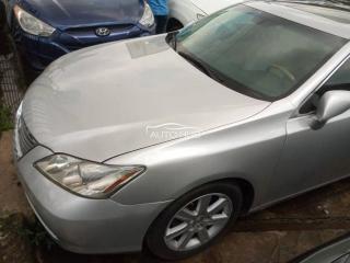 2008 Lexus ES350 Silver
