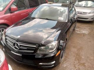 2014 Mercedes-Benz C250 Black