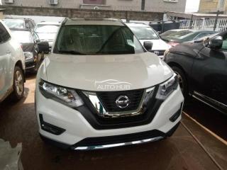 2017 Nissan Rogue White