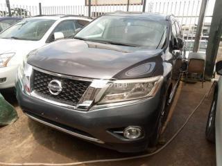 2013 Nissan Pathfinder Grey