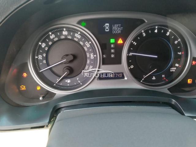 2008 Lexus IS 250 Red