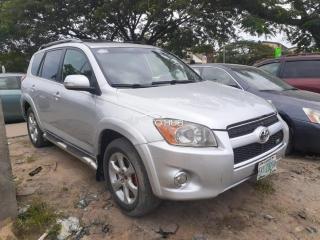 2011 Toyota Rav 4 Silver