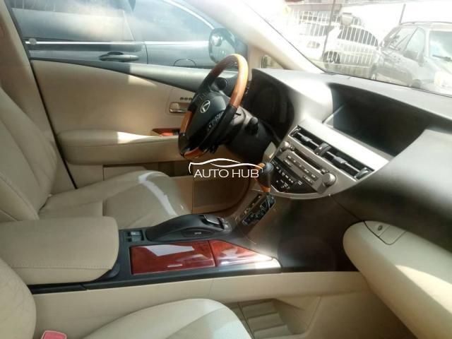 2012 Lexus RX-350 Grey