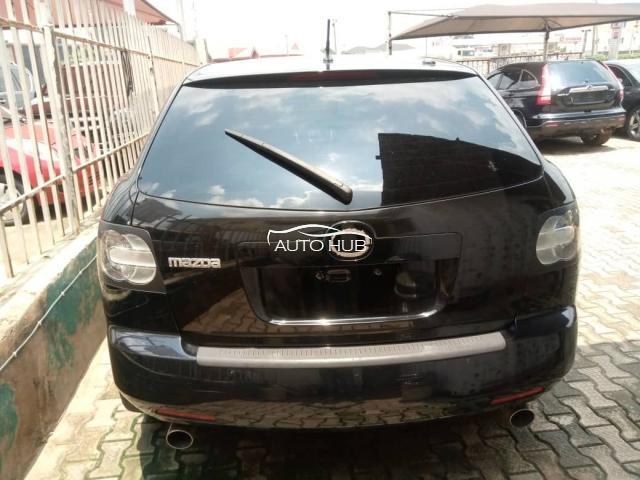 2008 Mazda CX-7 Black