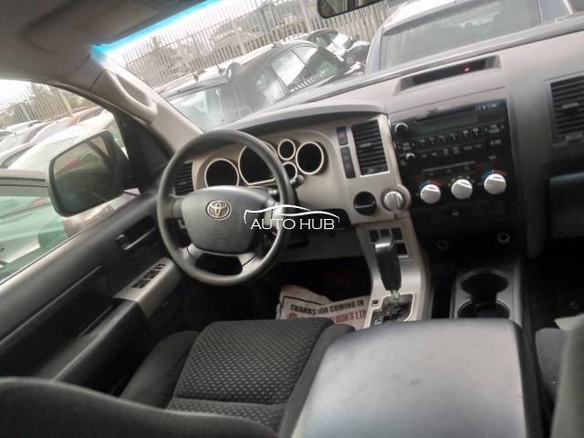 2007 Toyota Tundra Grey