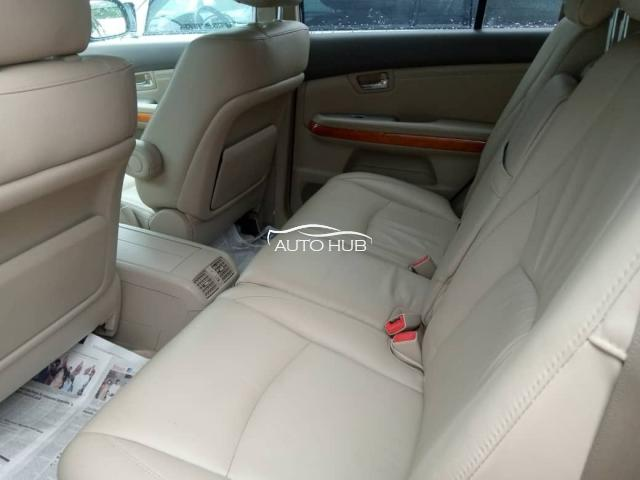2005 Lexus RX330 Grey