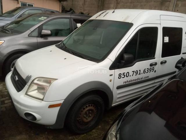 2012 Ford Transit White