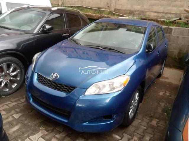 2009 Toyota Matrix Blue