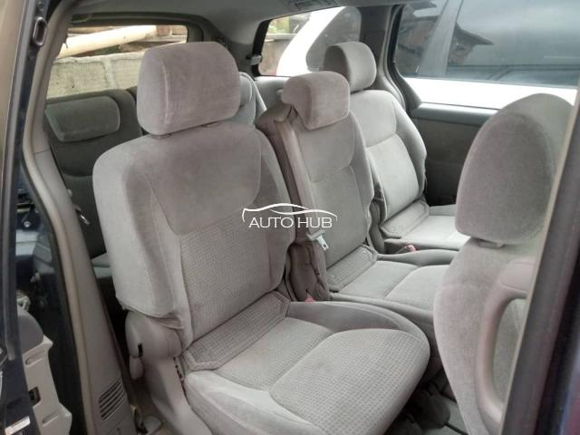 2007 Toyota Sienna Grey
