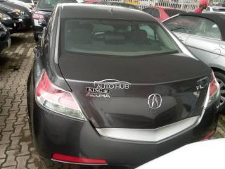2011 Acura TL Grey