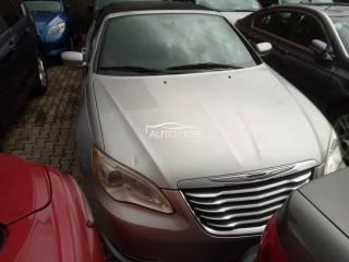 2009 Chrysler 200 Silver