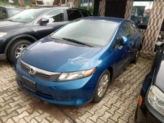2012 Honda Civic Blue