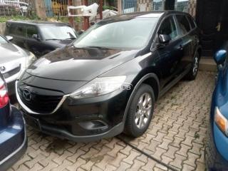 2014 Mazda CX-9 Black