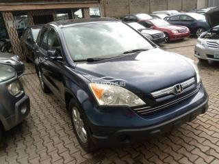 2007 Honda CR-V Blue