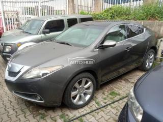 2012 Acura ZDX Grey