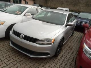 2011 Volkswagen Jetta Silver