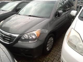 2010 Honda Odyssey Grey