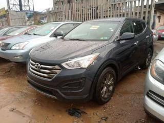 2012 Hyundai Santa FE Grey