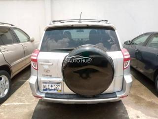 2011 Toyota RAV-4 Silver