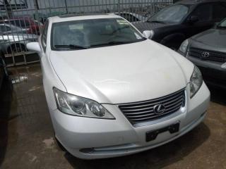 2008 Lexus ES330 White