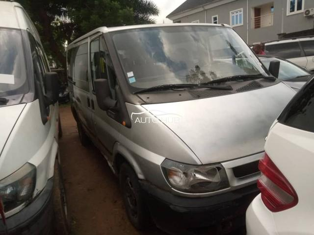 2001 Ford Transit Silver