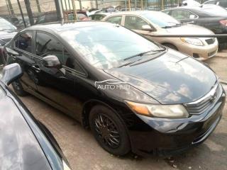 2013 Honda Civic Black