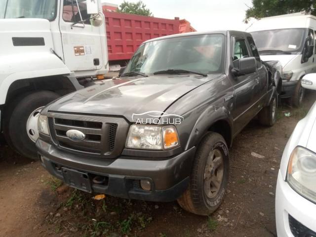 2001 Ford Ranger Grey