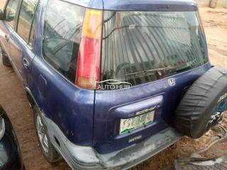 2000 Honda CR-V Blue