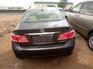 2011 Lexus ES330 Black