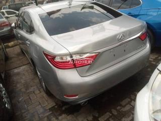 2013 Lexus ES-350 Silver