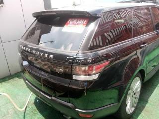2014 Range Rover Sport Black