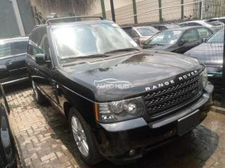 2012 Range Rover Sport HSE Black