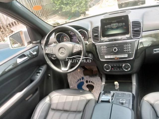 2016 Mercedes Benz GLE Silver