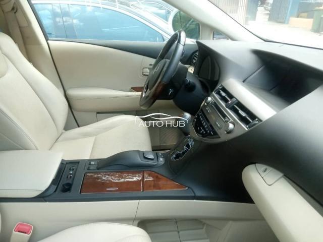 2013 Lexus RX350 White