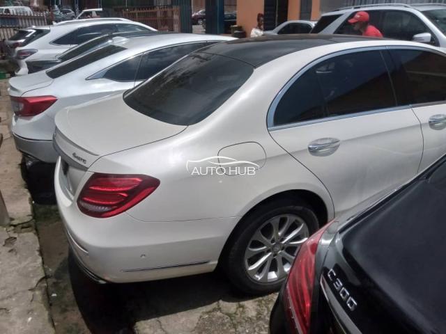 2016 Mercedes-Benz E300 White