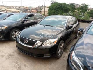 2004 Lexus GS460 Black