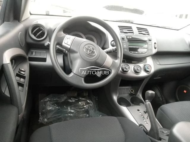 2006 Toyota Rav-4 Black